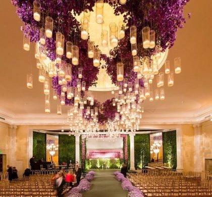 Estrutura Aérea e Passarela da Noiva – Copacabana Palace