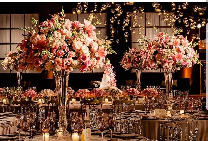 Tendências para festas de casamentos 2020