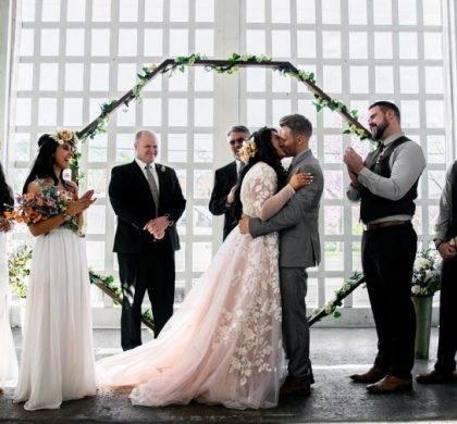 Vestido de noiva X estilo da festa: como combinar?